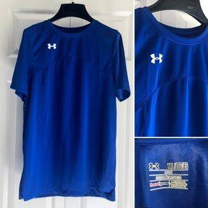 Boys Youth Under Armour XL Tech fabric Shirt